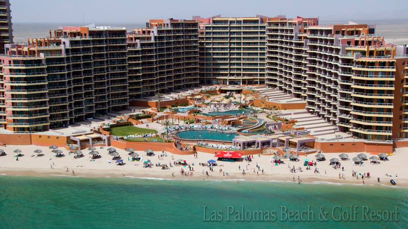 Las Palomas Resort in Rocky Point Mexico